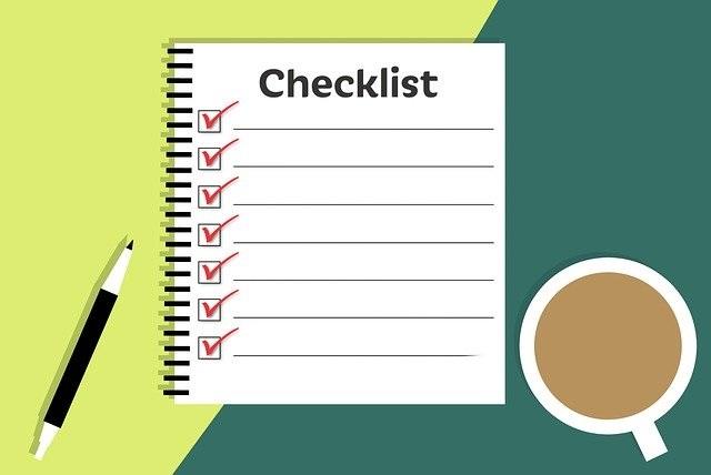 Checklist image for Mukyamantri Yuvanestham Registration or Nirudyoga Bruthi Registration AP