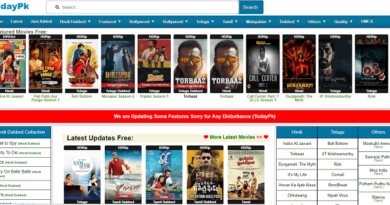 Todaypk Movies- Illegal Torrent Magnet Telugu Movies Download Site Homepage