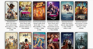 Best Site to Download Bollywood Movies in HD