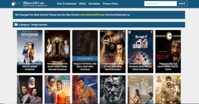 Hdmovie99 300MB Movies and Mp4 Movies Download Free Website