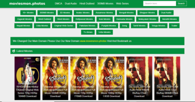 Moviesmon- Download Pirated 300MB Bollywood and Hollywood Movies