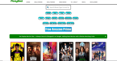 Filmygod- Movies Downloading Website in HD