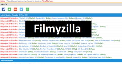 Filmyzilla Hollywood and Bollywood Movies Download in Hindi 2021