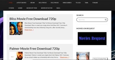 Ocean of Movies Homepage