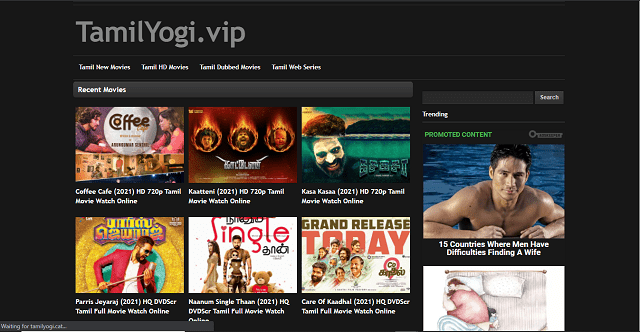 Tamilyogi Isaimini - Tamil Movies Online Website Proxy Unblock Website Homepage